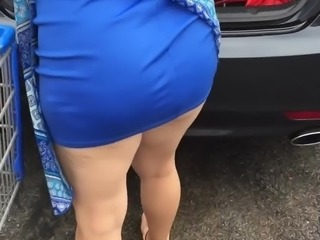 Caught while filming an upskirt flash in public