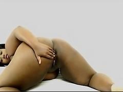 Warm African Butt