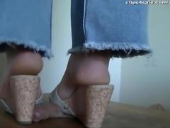 SWEATY SOLES