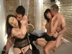 swinger foursome