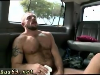 Straight experimenting eat cum and gay fisting straight men full length