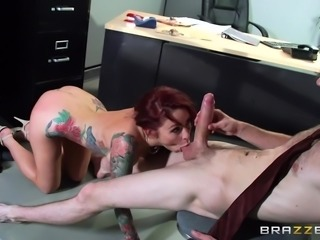 Brazzers - Monique Alexender loves big cock