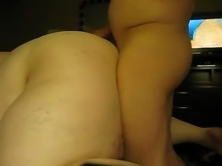 Sexy SSBBW with beautiful belly gets fucked hard