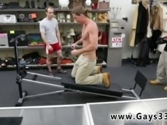 Straight guy getting finger fucked and free vid gay Fitness trainer gets