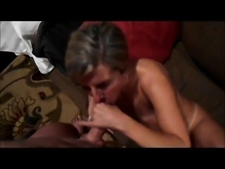 Sexy mature woman confesses her passion for cock and semen