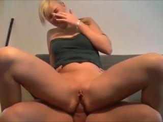 Hard Anal Homemade Blonde Babe