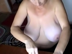 old hairy pussy ready to be fucked