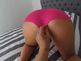 Swedish pink ass and pussy