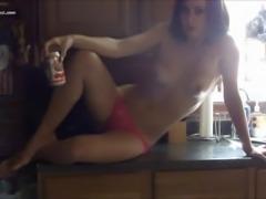 Topless kitchen burps
