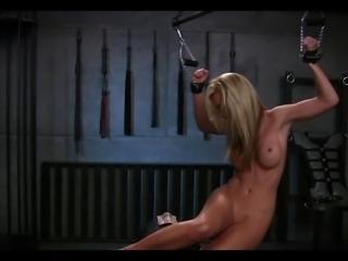 Bondage Sybian Ride