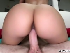 Bubble Butt Remy LaCroix rides fat cock