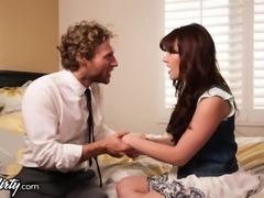 PrettyDirty Horny Girl Seduces Pastor
