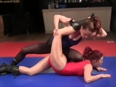Female Pro Wrestling at Clips4sale.com