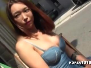KOREA1818.COM - Korean Lady Picked Up by Japanese Guy