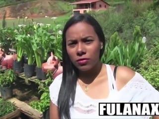 Andrea Flores una Latina Tetona