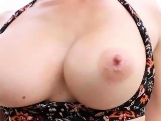 TittyAttack - Hot Miami Girl Cyrstal Rae Has Huge Tits