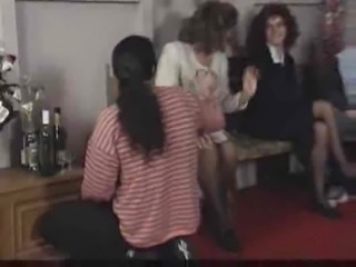 Watch this mom get kinky and crazy