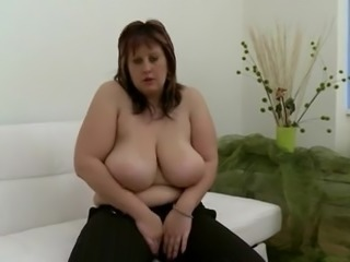 Chubby Girl with Big Tits