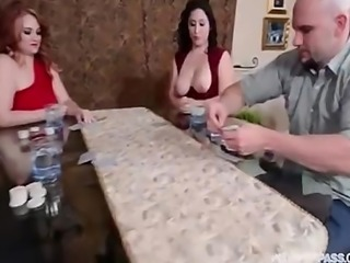 Doble Anal en el juego de  Poker