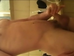 HUGE & LONG CUMSHOT