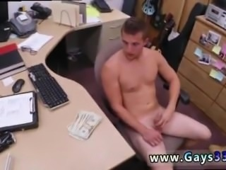 Blowjob boy aunt gay full length Guy completes up with anal hump threesome
