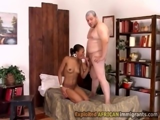 Big ass sista anal pounded by white perv