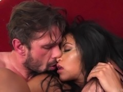 Morgan Lee Spreads Her Legs For Anal