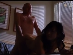 Camille Chen Topless & Ass Shot Sex Scene In Californication