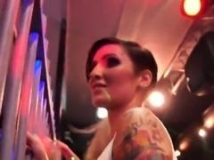 Sensual hotties give a blowjob and enjoy poking and fuck org