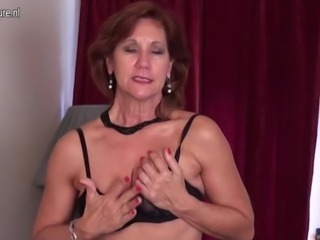 kinkyandlonelycom Old but still hot mature mo