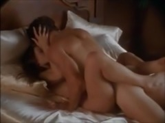 Sexy couple making love