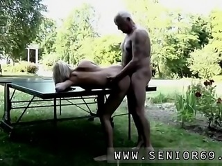Teen seduces old man full length Bart is a