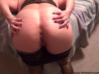 More Anal Bubble Butt Mexican Granny Rose