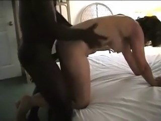 Mature Housewife Is Filmed By Husband Fucking A Black Cock