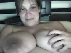 Huge and Heavy 38FF Tits