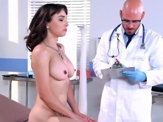 Cytherea gives Dr Sin a blind hot deep throat blowjob