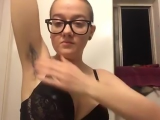 The dream: Hairy armpits 84