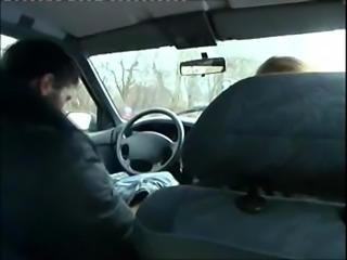 First blowjob in car then fucke kinkyandlonel