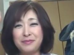 Japanese Chubby Mature Creampie Sayo Akagi 51years