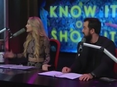 Don't miss the morning show, where stunning ladies come to show off their...
