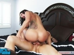 Peta Jensen fucks her friends brother - Naughty America