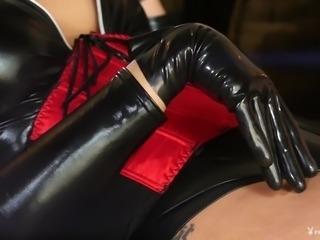 Playboy Plus: Kelsi Shay - Leather Bound