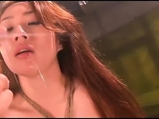 Girls Puking Nausea Puke Vomit