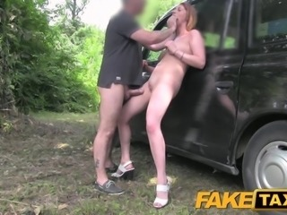 Fake Taxi She pays off her debt balls deep