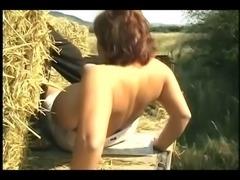Huge titty mom sucking cock