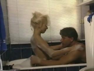 German Bathroom Sex