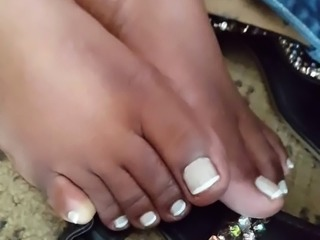 Size 10 French Pedicure