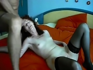 Redhead bitch compiles cumshots and cosmetic occasions for