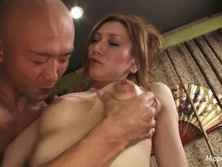Erotic sex with Asian cutie