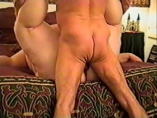 A hard fucking, she cums over and over.